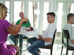 Kagney Linn Karter seduces her stepson