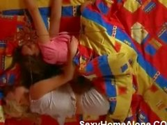 Cute And Skinny Lesbian Teens