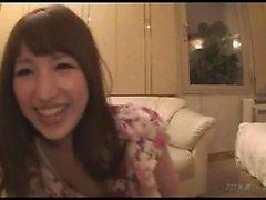 amador Asian fodido na buceta dela japonês cabeludo