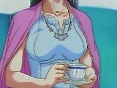 Hentai Mom Gets Seduced