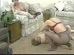Old femdom