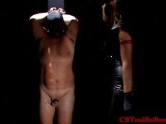 Cheating slave