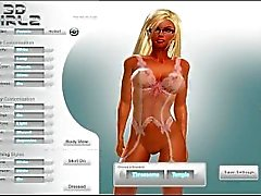3D Girls Forever - Quest Viewer