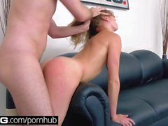 BANG Casting: Amateur ha il suo primo Go On The Casting Couch