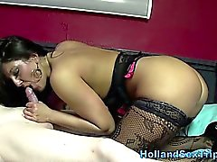 Old tourist visits hooker and fucks her
