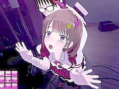 3d teini söpö japanilainen Idol