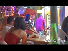 09.Bangkok Ladyboy Sukhumvit Area Street Bar