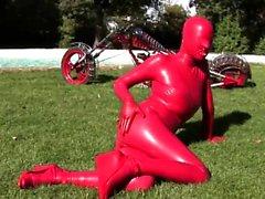 Super hot fetish dildos enams and latex parties