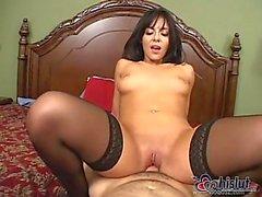 Lorena Sanchez is a pretty little booty