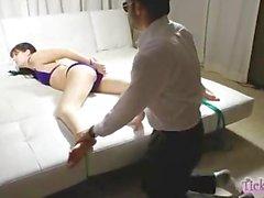 interrogation tickling