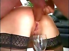Eating cum from assholes pt 2