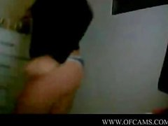 Brazilian Girl in webcam with me - 17 p