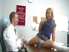 sweet blonde needs to be after school