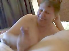 BBW Mature Handjob(Nice Video)