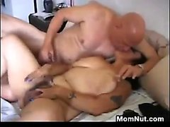 Naughty Mother Getting Nasty In Bed