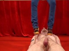 trampling and milking my toy