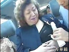 Granny asians in bus Moira from 1fuckdatecom