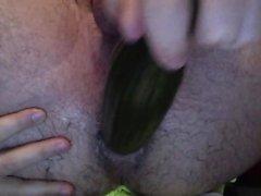 Ha kul med ett gurka