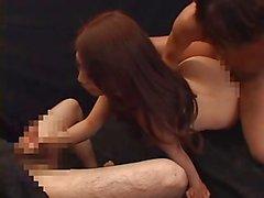 Japanese Curtain Sex #2(censored)