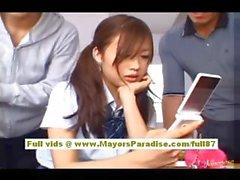 Koisaya Непослушный Китайская девушка трахают во всех позах