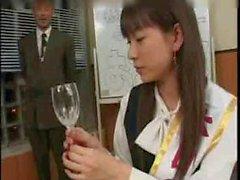 bukkake wine