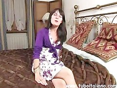 Итальянский BigTits Tettona Amatoriale Italia 8