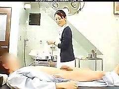 Treatment Has A Nurse Censored asian cumshots asian swallow japanese chin