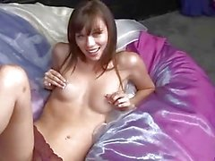 Alexis Capri Solo Masturbation With Dildo And Fingers