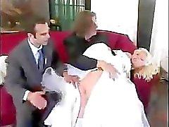 Ein Tracht Prügel die Braut