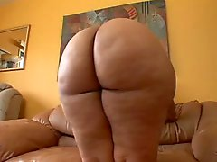 BBW Melody Getting Pounded Out (ANAL)