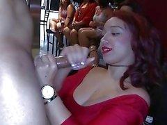 Strippers vor der Hochzeit