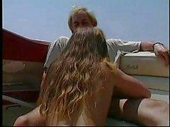 Lydia Pirelli fucked on boat