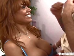 Ebony MILF Sienna West In a Meet-Up And Fuck Date