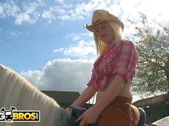 BANGROS - Auf der Dude Ranch mit Rachel Starr, Karen Fisher und Marissa