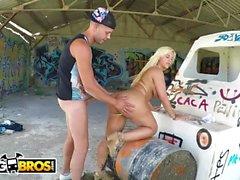 BANGBROS - Blondie Fesser Gets Her Beautiful Big Butt Fucked on Ass Parade