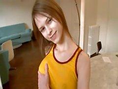 Super sweet 21yo russian girl fingering