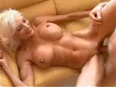 Fit mature blonde