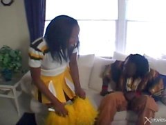 cheerleader ebony 1
