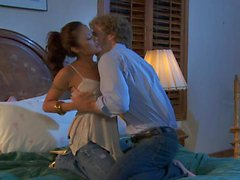 Hot asian woman Kaylani Lei can't wait to get it started