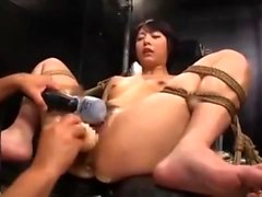 Japanese hole toying and fingering before fuck