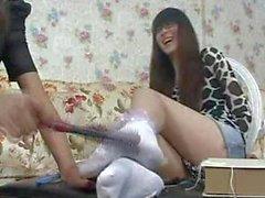 Щекотать Chinees девушек из Области Сычуани 02