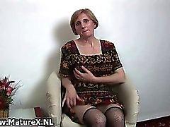 Vanhemmat horny nainen on koskettaa hänen seksikäs Osa 3