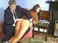Amanda Pickering Wanking and Spanking