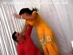 Intian teini rakastaja porno video