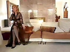 Lesbienne Strapon & (Nina Hartley)