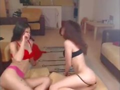 German Girls Threesome