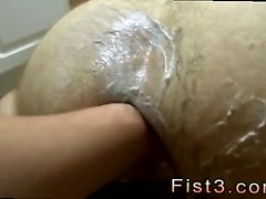 Males groping each other gay tumblr Saline & a Fist