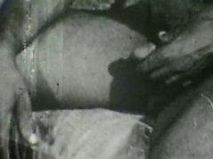 Rare 1960s interracial orgy