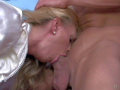 Tanya Tate is his wife's sex obsessed mature mom with