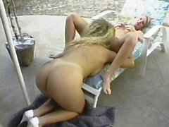 FIRST TIME LESBIANS 12 - Scene 4